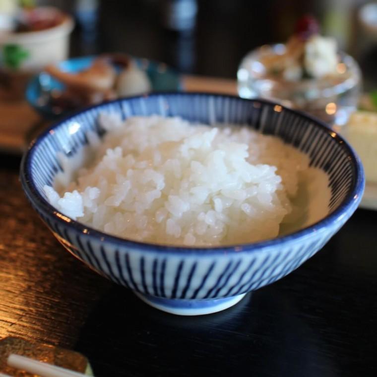 土鍋炊きのご飯