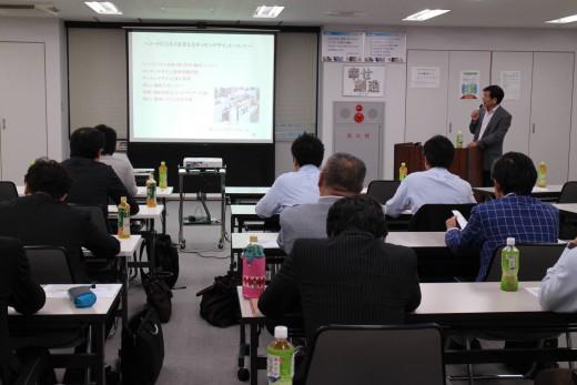 日本フードビジネスコンサルタント協会(FBCJ)セミナー