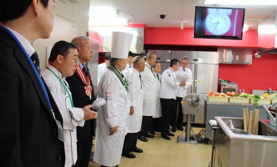 司厨士協会オランダポークコンクール